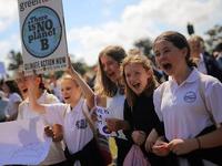 Italy đưa biến đổi khí hậu vào dạy tại trường phổ thông