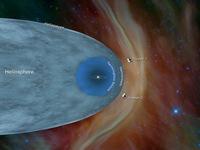 Khám phá mới về ranh giới của hệ Mặt trời