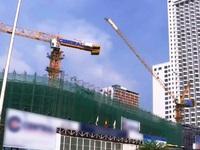 Khánh Hòa: Dừng hoạt động cần cẩu trước khi bão số 6 đổ bộ