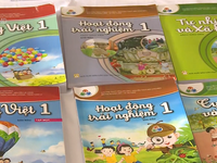 Sách giáo khoa lớp 1 mới khác gì so với sách giáo khoa hiện hành?