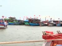 Thừa Thiên - Huế kêu gọi tàu thuyền tránh trú bão