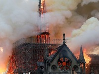 Notre Dame cathedral fire likely caused by electrical short-circuit