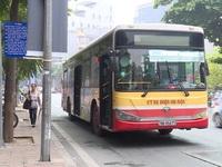 Xe bus tại Hà Nội và TP.HCM hoạt động trở lại từ ngày 4/5
