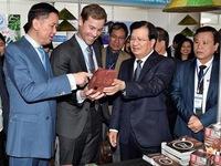 Event promoting Vietnamese goods held in Australia