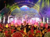 Ha Giang Buckwheat Flower Festival 2019 kicks off