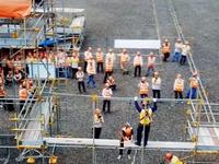 Ngành xây dựng có tỷ lệ tai nạn lao động cao nhất