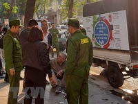 Hà Nội: Khẩn trương điều tra vụ nổ nghi do súng tại ngõ Phan Huy Chú