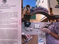 Bệnh viện đa khoa Xanh Pôn không có chủ trương cắt đôi que thử nhanh HIV