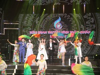 The 39th National Television Festival closes, awarding 30 Gold and 54 Silver prizes