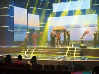 The opening ceremony of National Television Festival will be marked by jovial atmosphere