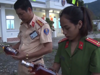 Quảng Trị bắt vụ buôn lậu lớn