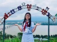 Nữ sinh lớp 9 trở thành 'Công dân trẻ tiêu biểu TP.HCM' 2019