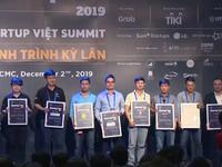 Vinh danh startup Việt Nam 2019