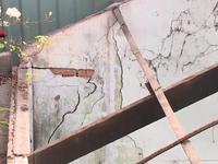 Phường An Lạc (TP.HCM) sụt lún nghiêm trọng, nhiều nhà phải bỏ hoang