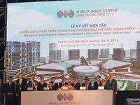 World Trade Centre Binh Duong New City to be built