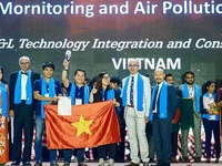 Asia Pacific ICT Alliance Awards 2019 presented in Ha Long