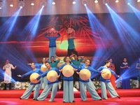 Various activities mark 75th anniversary of Vietnamese People's Army