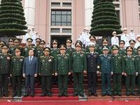 Hợp tác quốc phòng Việt Nam - Lào - Campuchia