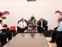 Deputy PM extends Christmas greetings in Ho Chi Minh City