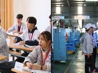 Mô hình dạy nghề từ trường học đến nhà máy