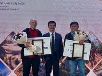 Ceremony honours winners of Vietnam Heritage Photo Awards 2019