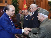 Party and State attach great care for revolutionary contributors: PM