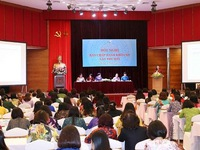 Women's Union Central Committee convenes seventh sitting