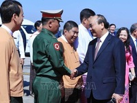 Prime Minister concludes Myanmar visit