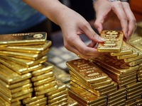 Gold sees strongest price increase in three months