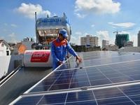 TP.HCM tài trợ kinh phí lắp điện Mặt trời áp mái