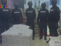 Cam go cuộc chiến chống tội phạm ma túy ở Đông Nam Á