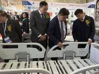 26th International Medical, Hospital & Pharmaceutical expo opens in Hanoi