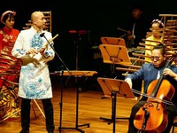 Bamboo ensemble holds classical concert at L'Espace