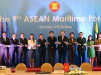 9th ASEAN Marine Forum opens in Da Nang