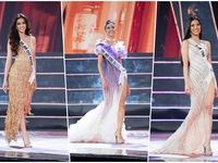 Top 10 Hoa hậu Hoàn vũ Việt Nam khoe sắc với trang phục dạ hội