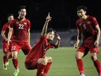 Sau 18 năm mòn mỏi, U22 Việt Nam lại thắp niềm tin 'vàng' bóng đá nam SEA Games