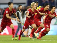 Tours to Dubai attract Vietnamese football fans