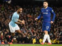 Video Highlights: Manchester City 6-0 Chelsea (Vòng 26 Ngoại hạng Anh)