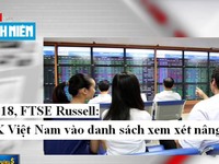 Chứng khoán Việt Nam cần được nâng hạng lên thị trường mới nổi