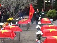 Còn hơn 1.000 hài cốt liệt sỹ chưa được tìm thấy tại mặt trận Vị Xuyên