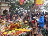 Nhiều hình thức biến tướng xin cho của người đi lễ chùa