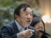 Người sáng lập Huawei nói vụ bắt Mạnh Vãn Chu mang động cơ chính trị