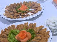 """Đa dạng món ăn đặc sản """"chiêu đãi"""" phóng viên nhân Hội nghị thượng đỉnh Mỹ - Triều"""