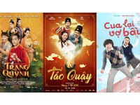 3 phim Việt hấp dẫn ra rạp dịp Tết Nguyên đán Kỷ Hợi