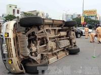 17 người thiệt mạng do tai nạn giao thông tăng trong ngày 29 Tết
