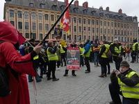 Quốc hội Pháp thông qua dự luật biểu tình