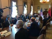 Mỹ và Trung Quốc quyết tâm đạt thỏa thuận trước ngày 1/3