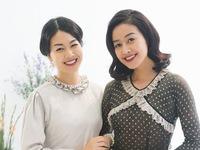 MC Phí Linh, Hồng Nhung diện các mẫu áo dài trong 100 năm qua