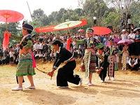 H'Mong spring festival