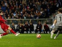 Liverpool see off Porto, Spurs stun City to reach Champions League semis